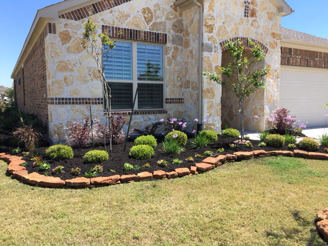 Landscaping Services, Fort Bend County, Texas